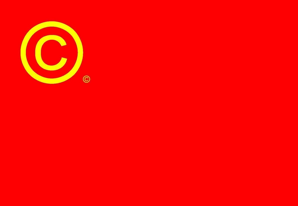chinese copyright